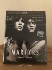 MARTYRS - Black UNCUT Blu-Ray Edition - NEU