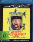 WO BITTE GEHT´S ZUR FRONT? Blu-ray - Jerry Lewis Klassiker