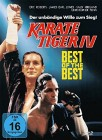 BR+DVD Karate Tiger 4 - Best of the Best