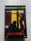 Love to Kill (Maniac II) | Limited Edition Hartbox | 84