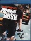 PREMIUM RUSH Blu-ray - Fahrrad Action Jason Gordon-Levitt