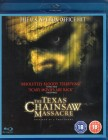 THE TEXAS CHAINSAW MASSACRE Blu-ray - Michael Bay Remake eng
