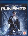 THE PUNISHER Blu-ray- Dolph Lundgren Action Klassiker Marvel