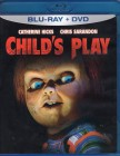 CHILD´S PLAY Chucky die Mörderpuppe - Blu-ray + DVD Import