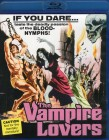 THE VAMPIRE LOVERS Gruft der Vampire - Blu-ray Import Hammer