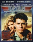 TOP GUN Blu-ray Import Englisch - Tom Cruise Klassiker