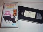 Eiskalt wie das Schweigen  -VHS-  Mit Glasbox und Spanner