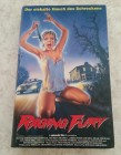 RAGING FURY - VHS