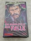 EIN MANN STELLT EINE FALLE - VHS