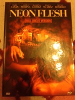 Neon Flesh - BluRay/DVD 2 Disc Mediabook