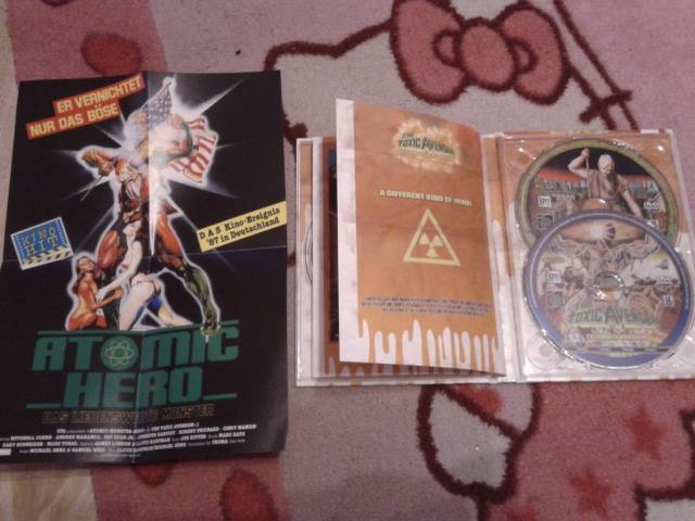 Toxic Avenger 1 -  3 Disc Mediabook