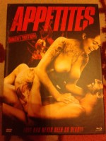 Appetites - BluRay/DVD - 2 Disc Mediabook