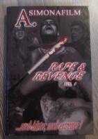 A. Simonafilm Vol. 1 - Rape & Revenge - gr. Hartbox