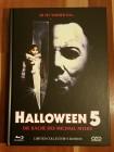 Halloween 5  NSM Mediabook selten rar