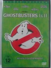 Ghostbusters 1 & 2 Deluxe Edition, Ivan Reitman, Bill Murray