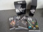 STAR WARS TRILOGIE 4 DVD BOX SET Top Zustand