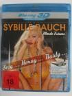 Sybille Rauch - Blonde Träume 3D - Porno Megastar sexy blond