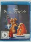Susi und Strolch - Walt Disney Hunde Romanze - Trickfilm
