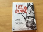 I spit on your Grave 2 LIMITED UNRATED BluRay im SCHUBER NEU