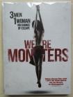 We Are Monsters - Mediabook - Neuwertig