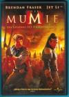 Die Mumie: Das Grabmal des Drachenkaisers DVD NEUWERTIG