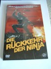 Die Rückkehr der Ninja (große Buchbox, Retro Film, lim., OVP