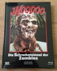 Woodoo / Zombie (Zombi 2) Mediabook von XT Video Cover B