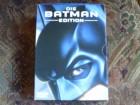 Batman - Die Edition - Box -  Keaton - Clooney - 4 Disc