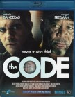 THE CODE Blu-ray Import Antonio Banderas Morgan Freeman