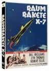 RAUMRAKETE X-7 kleine DVD Hartbox Cover B