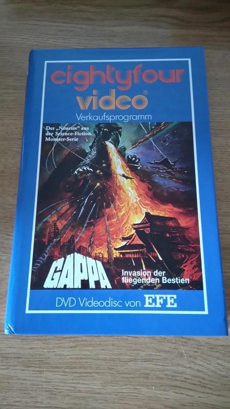 Gappa - Invasion der fliegenden Bestien 84 große Hartbox 041