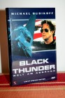 BLACK THUNDER - Michael Dudikoff - große Hartbox - OVP