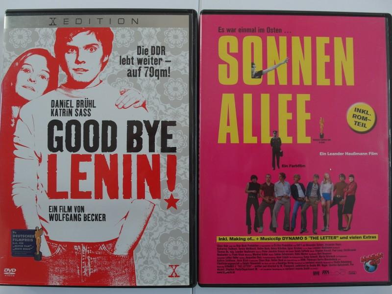 Good Bye Lening + Sonnenallee - DDR Satire Sammlung Paket