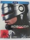 RoboCop Collection Trilogie 1, 2, 3 - Peter Weller Roboter