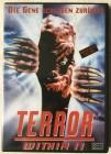 Terror Within II - uncut DVD - 80s Kult Monster Splatter
