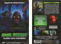 Dark Forest - Aliens des Grauens - gr. Hartbox - X-Rated