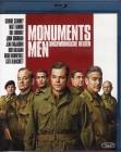 MONUMENTS MEN Blu-ray- George Clooney Matt Damon Bill Murray