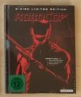 Robocop (2014) Mediabook (DVD+Blu-Ray) - NEU/OVP