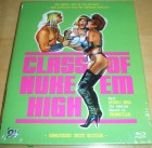 Class Of Nuke`Em High  kleine Hartbox Blu-ray  Neu & OVP