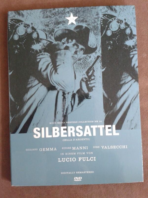 Silbersattel DVD Giuliano Gemma