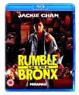 Jackie Chan: Rumble in the Bronx (UK Blu-ray) (gebr.) ab 1€
