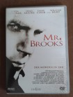 Mr. Brooks DVD Kevin Costner, Demi Moore, William Hurt