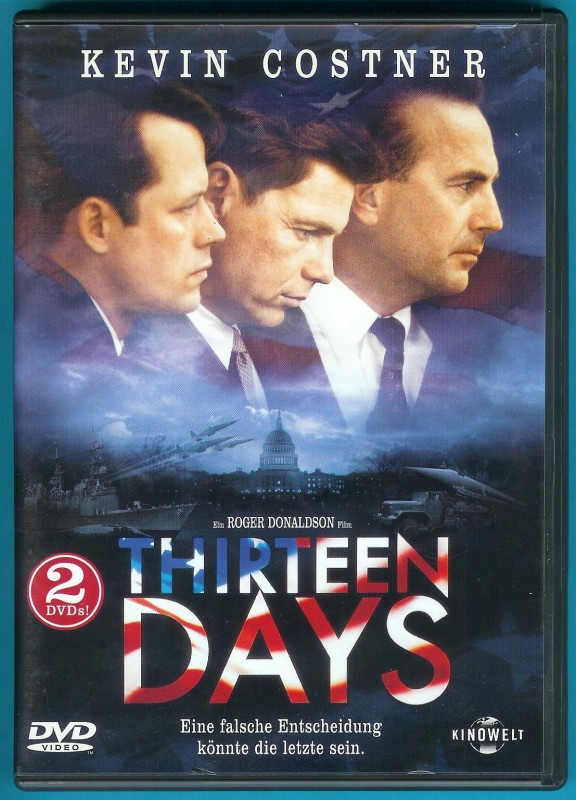 Thirteen Days (2 Disc Special Edition) DVD Kevin Costner NW.