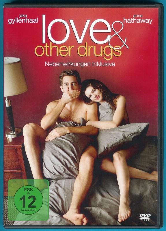 Love and other Drugs - Nebenwirkung inklusive DVD NEUWERTIG