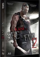 SEE NO EVIL 2 (Blu-Ray+DVD) (2Discs) - Cover A - Mediabook