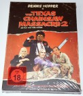 TEXAS CHAINSAW MASSACRE 2 * Blu Ray / DVD * UNCUT * neu/ovp