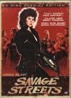 SAVAGE STREETS Linda Blair Uncut 2 DVD Mediabook limited
