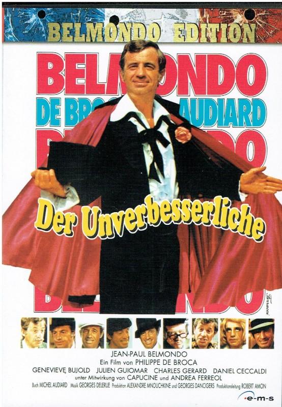 +++ DER UNVERBESSERLICHE - JEAN-PAUL BELMONDO  +++