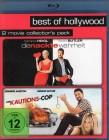 DER KAUTIONS-COP + NACKTE WAHRHEIT 2x Blu-ray Gerard Butler