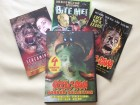 Shock-O-Rama HORROR / SEX Misty Mundae 4DVD BOX  SELTEN